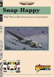 Snap Happy - Blood Red Skies Scenario | RAF Photo-Reconnaissance vs Luftwaffe