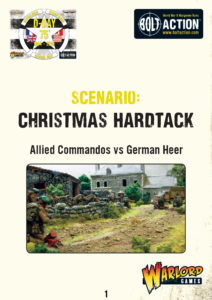 Christmas Hardtack - Bolt Action Scenario