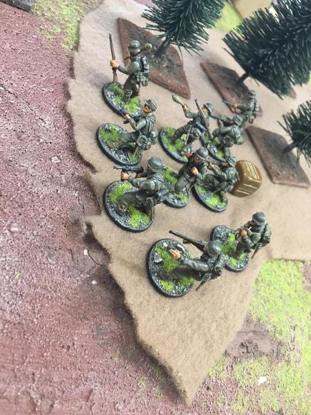FFI versus Platoon Storm in a fierce infantry engagement