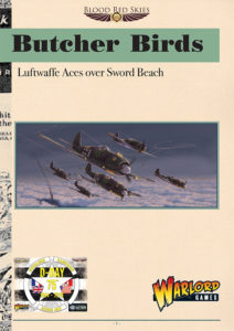 Butcher Birds cover - Luftwaffe Aces over Sword Beach