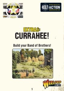 Currahee cover - Build your Band of Brothers!