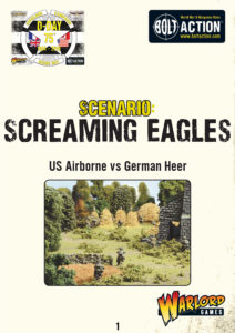 Screaming Eagles cover - US Airborne vs German Heer