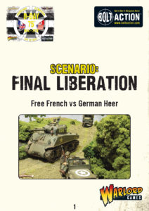 Final Liberation | Free French vs German Heer