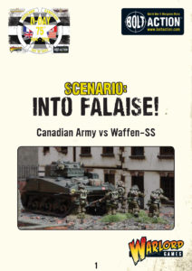 Into Falaise! | Canadian Army vs Waffen-SS